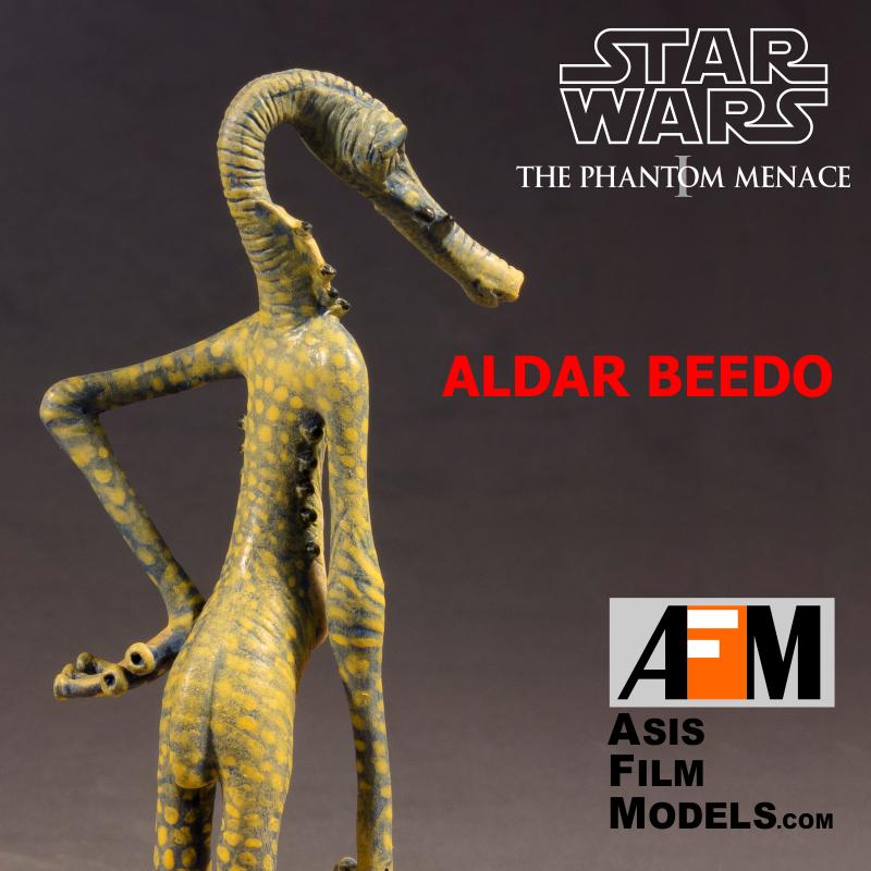 Aldar Beedo Asis Film Models