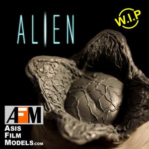 ALIEN EGG WIP 03