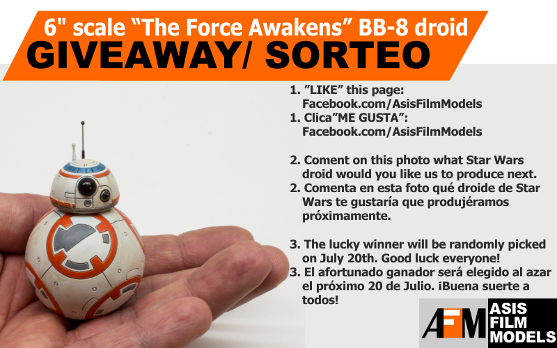 bb-8 giveaway